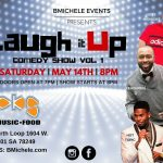 Laugh It Up Comedy Show Vol. 1