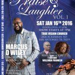 Praise & Laughter Vol. 1