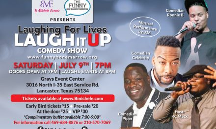 Laugh It Up – Laughing For Lives
