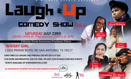 Laugh It Up Comedy Show Vol.2