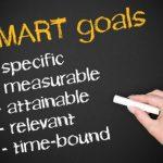 Using SMART Goals to plan an event