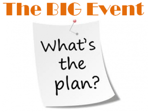 What Are The 1st Steps In Planning An Event?  Part 2