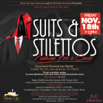 Suits and Stilettos: Fashion For a Cause