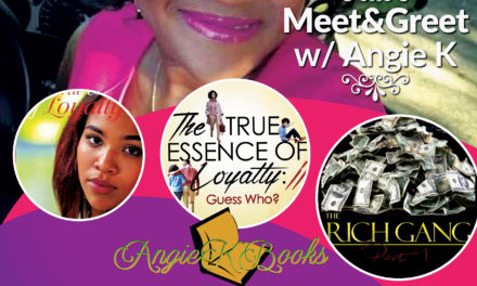 Author Angie K Meet and Greet/Book Signing