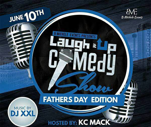 Laugh It Up Comedy Show: Father's Day Edition