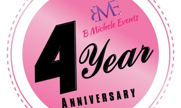 4Yr Anniversary Giveback Mixer