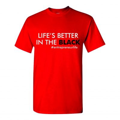 Men's Life's Better Tshirt